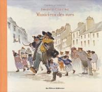 Ernest et Célestine : Musiciens des rues