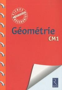 Géométrie CM1 : Fiches à photocopier