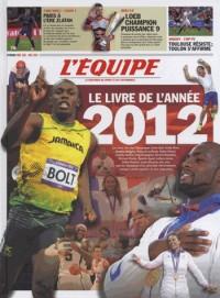 Le livre de l'année 2012