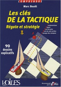 Les clés de la tactique : Régate et stratégie en 90 dessins explicatifs