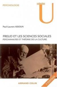 Freud et les sciences sociales : Psychanalyse et théorie de la culture