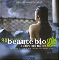 90 recettes de beauté bio à faire soi-même