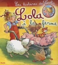 Lola à la ferme