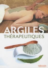 Argiles thérapeutiques