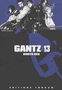 Gantz, Tome 13 :