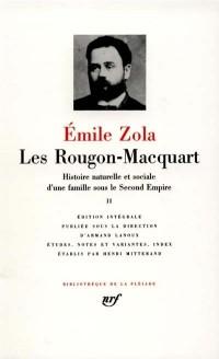 Les Rougon-Macquart, tome 2