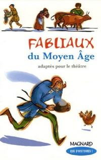 Fabliaux du Moyen Age