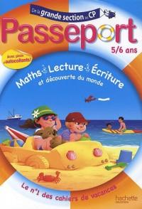 Passeport, de la grande section au CP : 5-6 ans