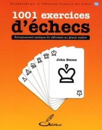 1001 exercices d'échecs