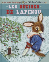 Les bêtises de Lapinou