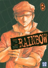 Rainbow - Kaze Manga Vol.8