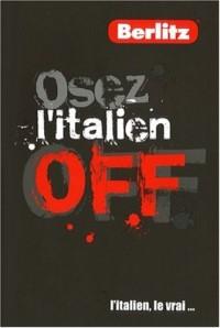 Osez l'Italien
