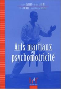 Arts martiaux en psychomotricité