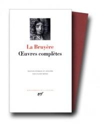 La Bruyère : Oeuvres complètes