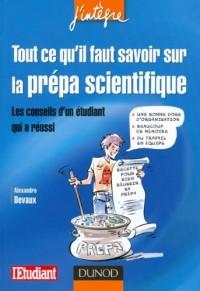 Tout ce qu'il faut savoir sur la prépa scientifique - Les conseils d'un étudiant qui a réussi