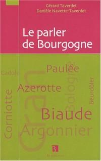Le parler de Bourgogne