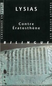 Contre Eratosthène