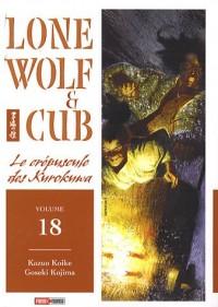 Lone Wolf & Cub, Tome 18 : Le crépuscule des Kurokuwa