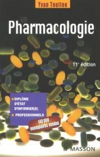 Pharmacologie : Diplôme d'Etat d'infirmière, Professionnels