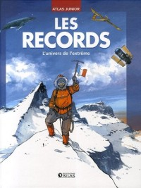 Le grand livre des records