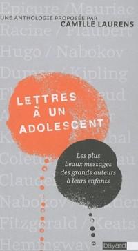 Lettres à un adolescent