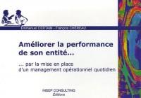 Améliorer la performance de son entité...