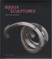 Bijoux sculptures : L'art vous va si bien