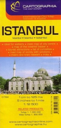 Istanbul : 1/12 500