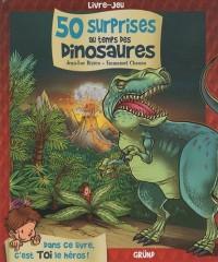 50 surprises au temps des dinosaures