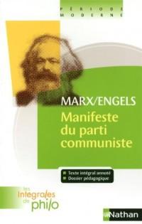 Marx/ Engels Manifeste du parti communiste