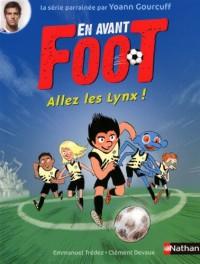 En avant foot : Allez les Lynx !