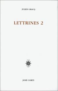 Lettrines 2