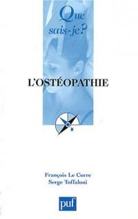 L'ostéopathie