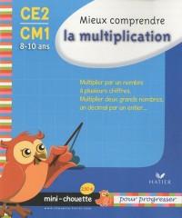Mieux comprendre la multiplication CE2-CM1 : 8-10 ans
