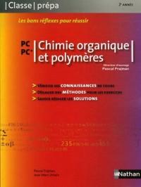 Chimie organique et polymères