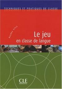 Le jeu en classe de langue