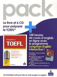 Preparation au Toefl + Longman English Interactive