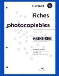 Ermel : Fiches photocopiables : Maths CM1