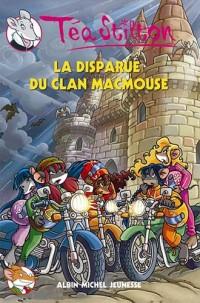 Téa Sisters, Tome 9 : La disparue du clan MacMouse