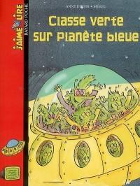 Classe verte sur planète bleue