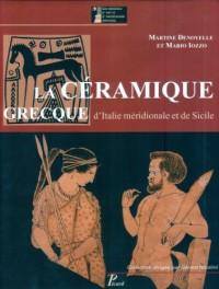 La Céramique Grecque d'Italie Meridionale et de Sicile. Productions Coloniales et Apparentees