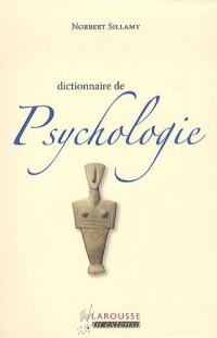 Dictionnaire de psychologie - édition 2010