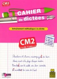 Cahier de dictées CM2