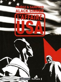 Alack Sinner : L'affaire USA