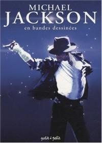 Michael Jackson en bandes dessinées
