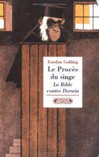 Le Procès du singe : La Bible contre Darwin