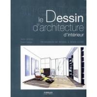 Dessin d'Architecture d'Interieur