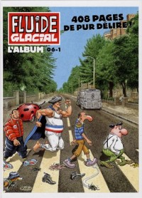 L'album Fluide Glacial, N° 06-1 :