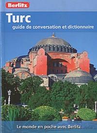 TURC - GUIDE DE CONVERSATION ET DICO