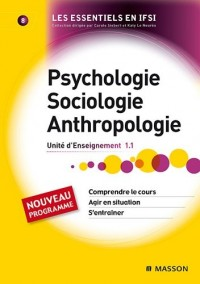 Psychologie, sociologie, anthropologie